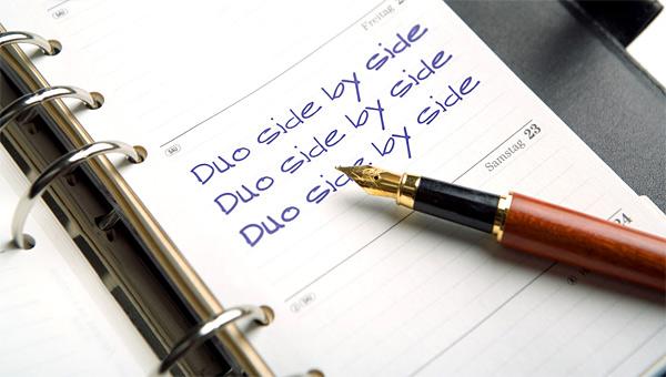 Duo Side by Side, informeer naar de prijs